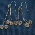 Copper Dangles