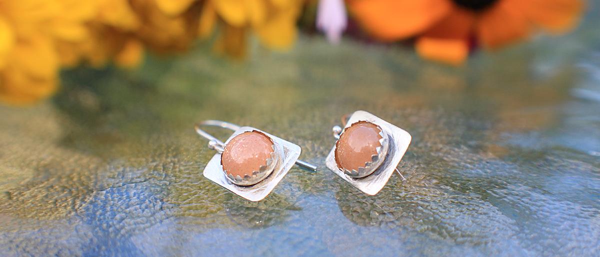 Permalink to: Handmade Earrings from Treelight Studio
